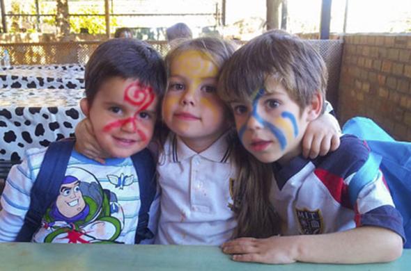 Infantil se divierte en La Casita de Martín