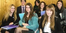 Alumnos del MIT participantes en el GA Day