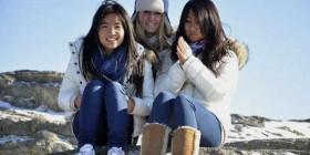 Alumnas del MIT en Noruega