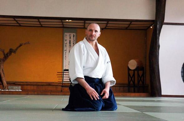 Stephane Goffin, 6º Dan de Akikai