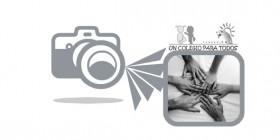 Detalle del cartel del concurso 'Imágenes solidarias en ámbitos educativos'