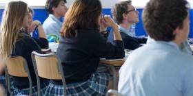 Alumnos de Bachillerato de MIT School Málaga