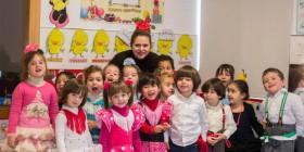 Día de Andalucía 2016 en MIT School Málaga