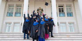 Graduacion curso bachillerato 2016 mit school malaga