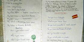 kasana uganda letter school malaga