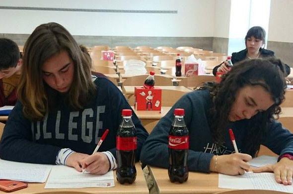 Concurso de Relatos Cortos de Coca-cola malaga