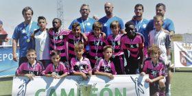 Campeonato de Andalucía Benjamín de Selecciones Provinciales de Fútbol 7
