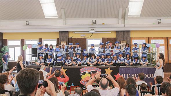 Graduación Infantil Colegio MIT School Málaga