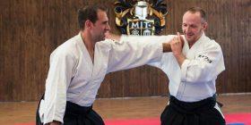 Antonio Quero, profesor de Aikido de MIT School recibe la Medalla de San Jorge